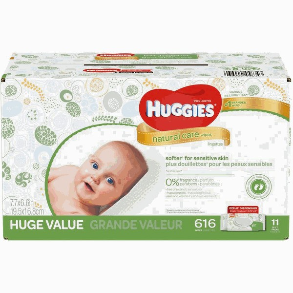 Huggies Wipes product image