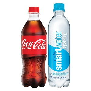 Coca-Cola Brand 20 oz Beverages