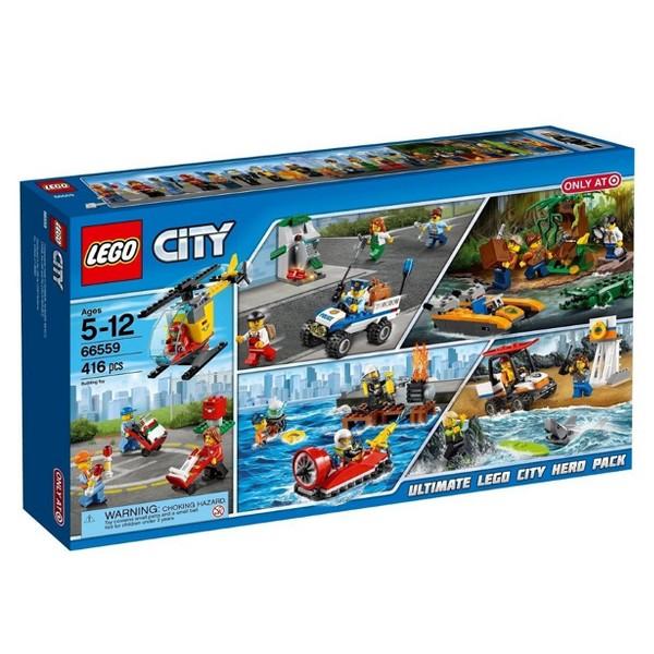 LEGO City 5 Pack product image