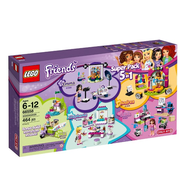 LEGO Friends 5 Pack product image