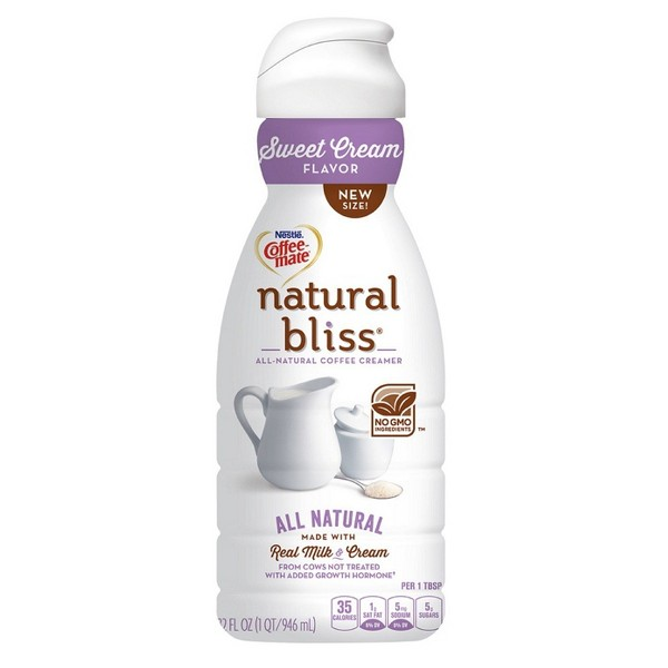 Coffee-Mate Natural Bliss product image