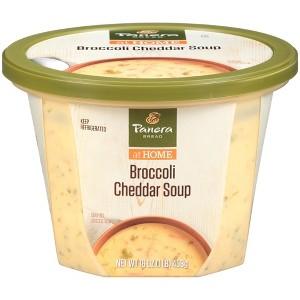 Panera Soups and Mac & Cheese