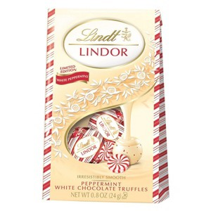Lindt Holiday Sticks & .08 oz Bags