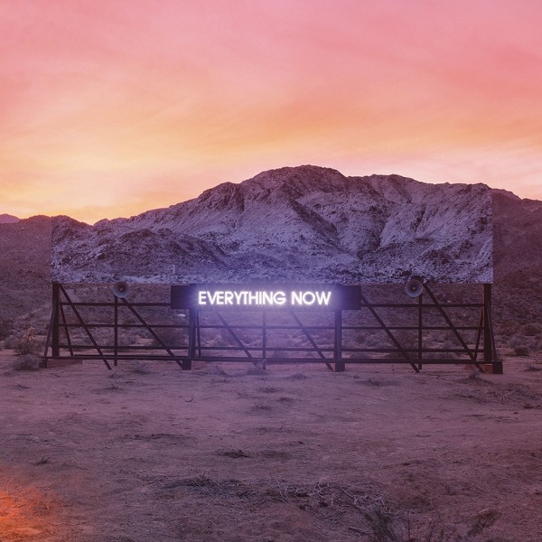 Arcade Fire: Everything Now product image