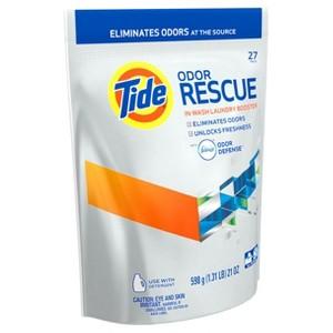 Tide Rescue In-Wash Odor Defense