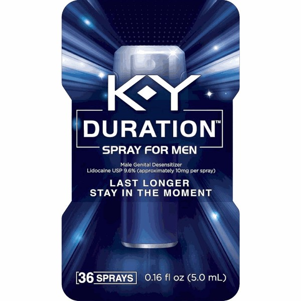 K-Y Duration Spray product image