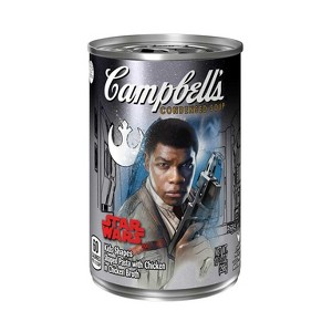 Campbell's Character Soup Cans