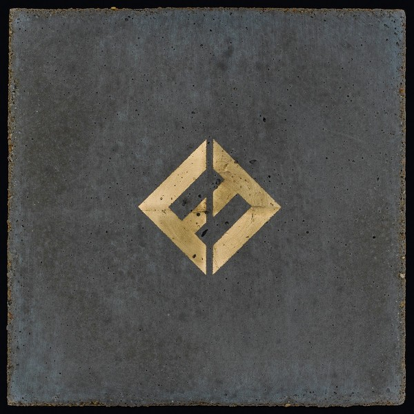 Foo Fighters: Concrete and Gold product image