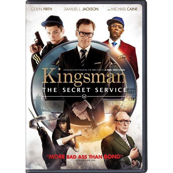 The Kingsman: Secret Service product image