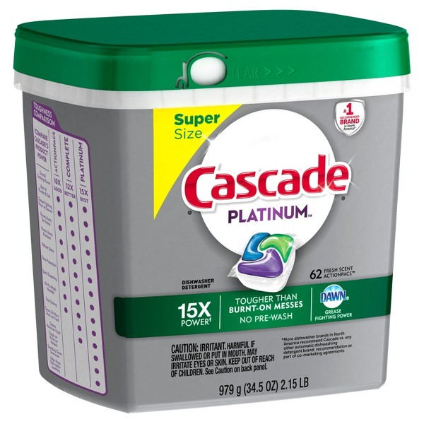 Cascade Dish Cleaner product image