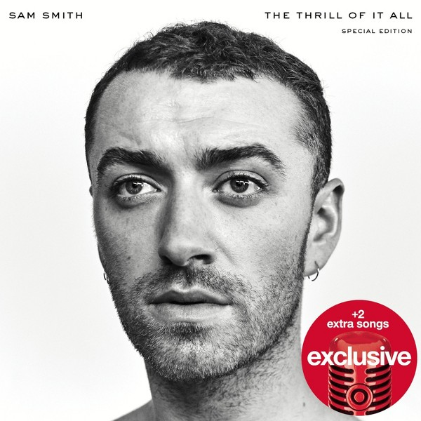 Sam Smith: The Thrill Of It All product image