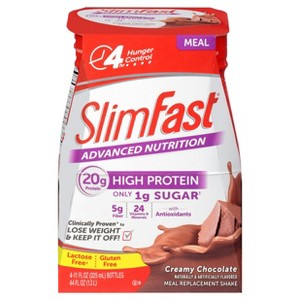 Slimfast Ready to Drink and Powder