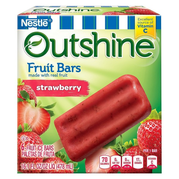 Outshine Frozen Snacks product image