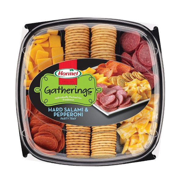 Hormel Gatherings Party Trays product image