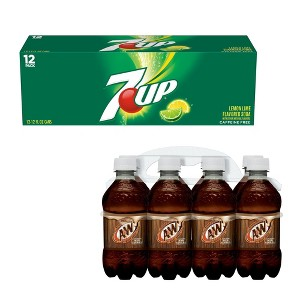 A&W, 7UP,Canada Dry,Sunkist & More