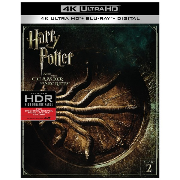 Harry Potter & Chamber of Secrets product image