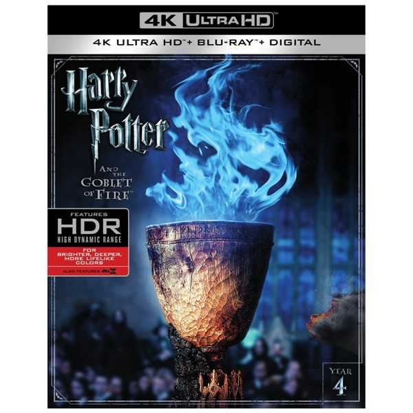 Harry Potter & The Goblet of Fire product image