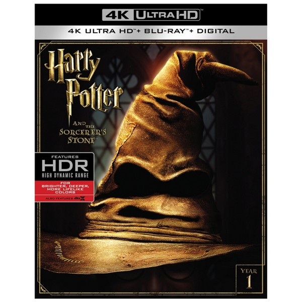 Harry Potter &The Sorcerer's Stone product image