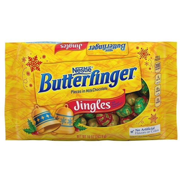 Butterfinger & Crunch Holiday product image