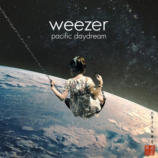 Weezer: Pacific Daydream product image