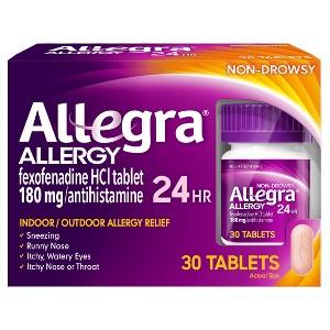 Allegra Allergy