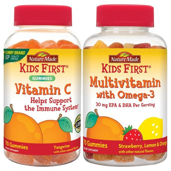 Nature Made Kids First Vitamins product image