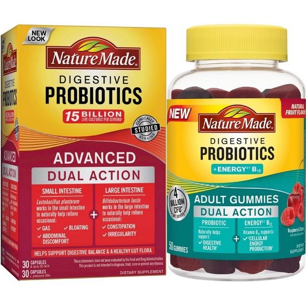 Nature Made Digestive Probiotics product image