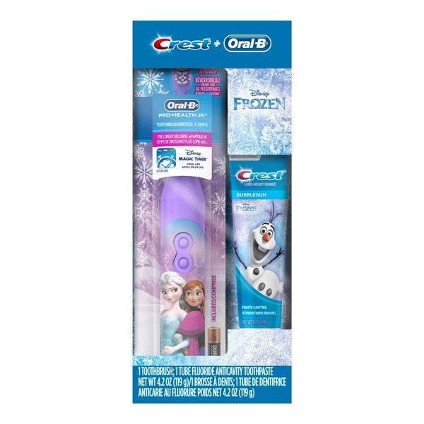 Crest + Oral-B Kids Holiday Packs product image