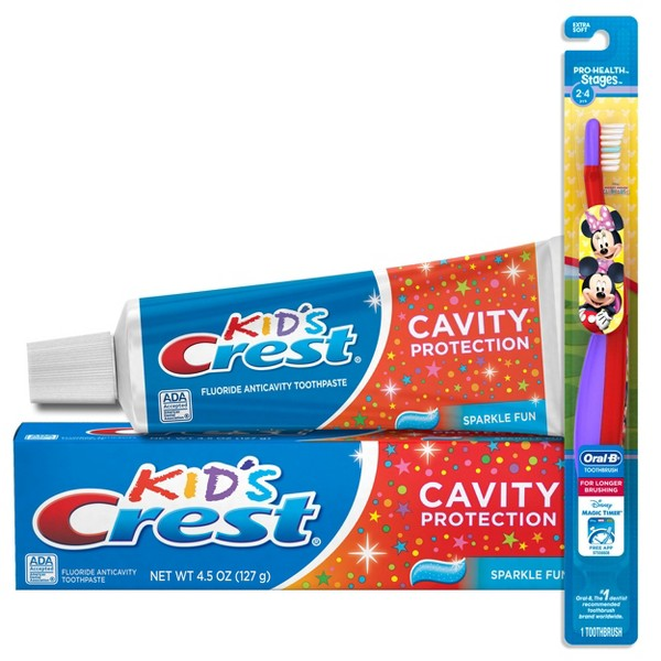 Crest & Oral-B Kids Oral Care product image