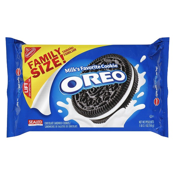 Oreo Family Size Cookies product image