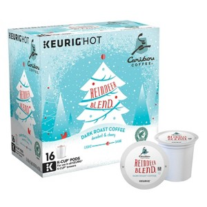 Caribou K-Cup Pods