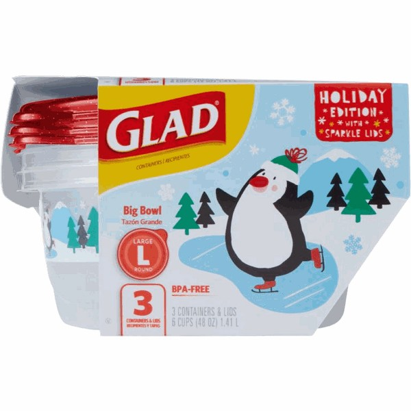Glad Food Protection Bags product image
