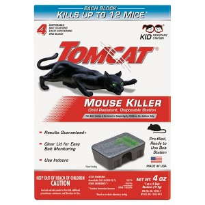 Tomcat Mouse & Rodent Control