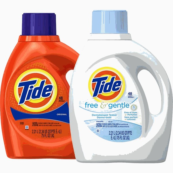 Tide Detergent product image