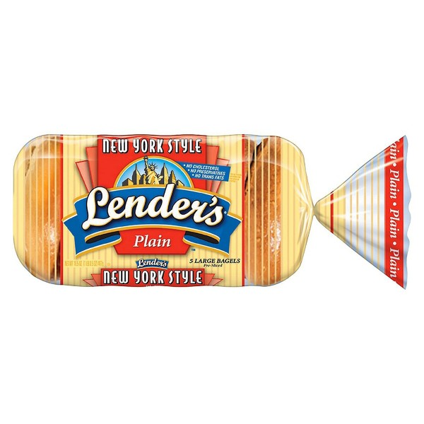 Lender's Refrigerated Bagels product image