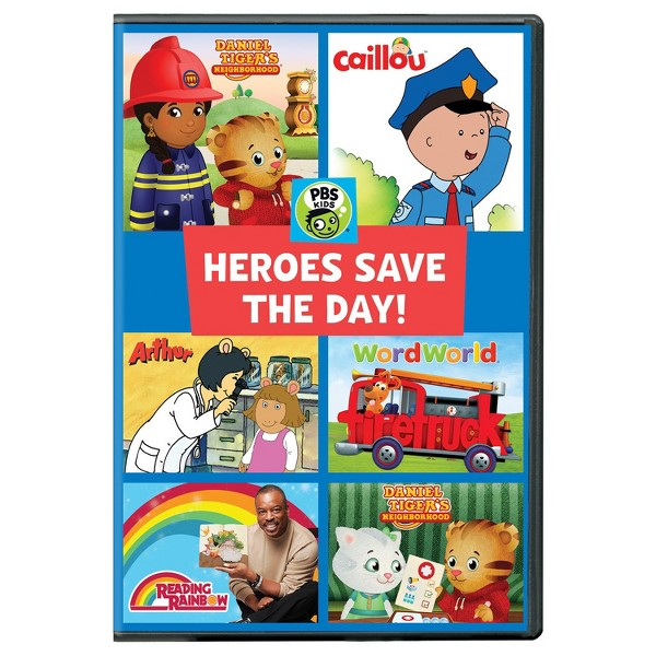 PBS Kids: Heroes to the Rescue product image