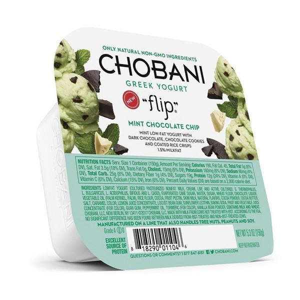"""Chobani """"Flip"""" product image"""