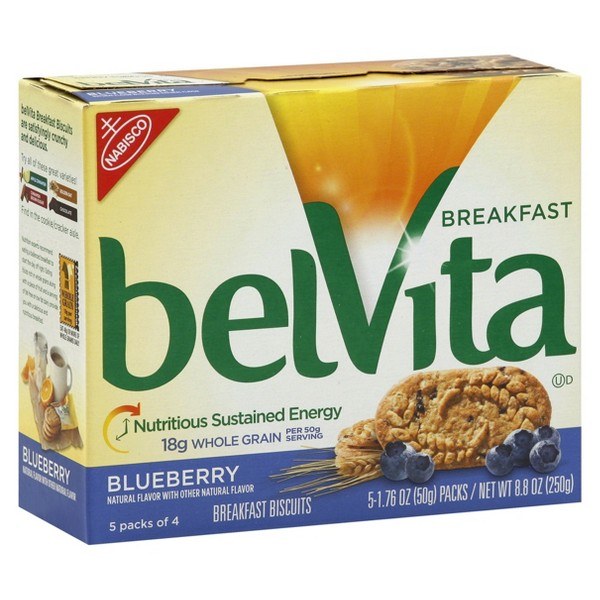 BelVita Breakfast Biscuits product image