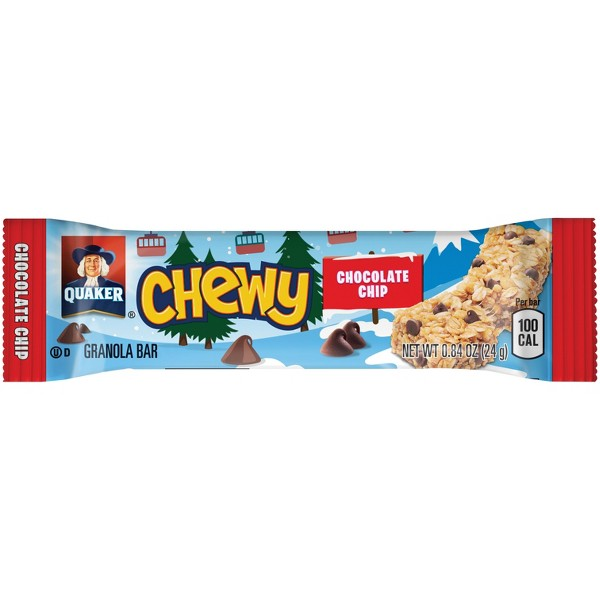 Quaker Chewy Holiday Single Serve product image