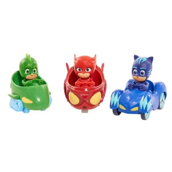 PJ Masks Mini Wheelie Vehicles product image