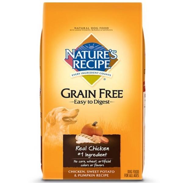 Nature's Recipe Dog Food product image