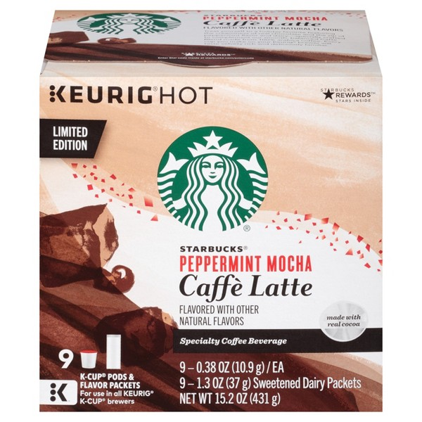 Starbucks Holiday K-Cup Pods product image