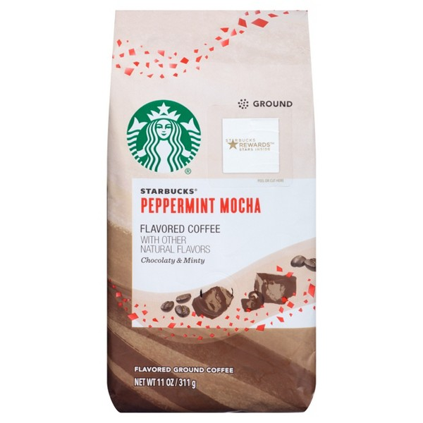 Starbucks Bagged Holiday Coffee product image