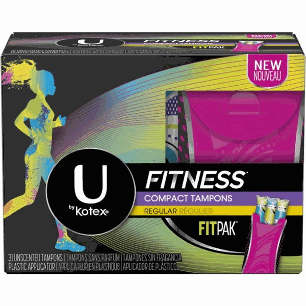 U by Kotex Fitness Tampons product image