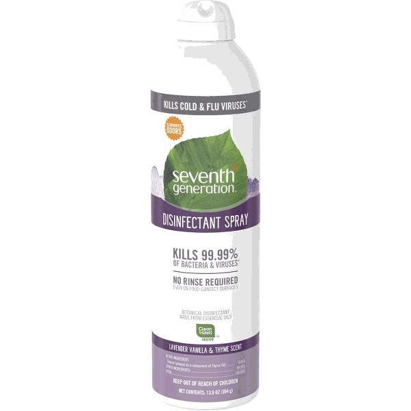 Seventh Generation Disinfectant Spray product image
