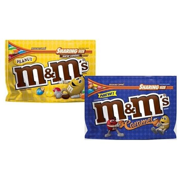 M&M's Sharing Sizes product image
