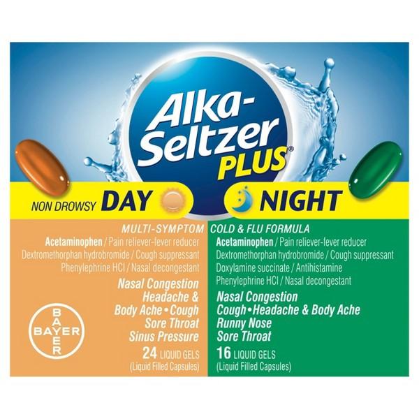 Alka-Seltzer Plus product image