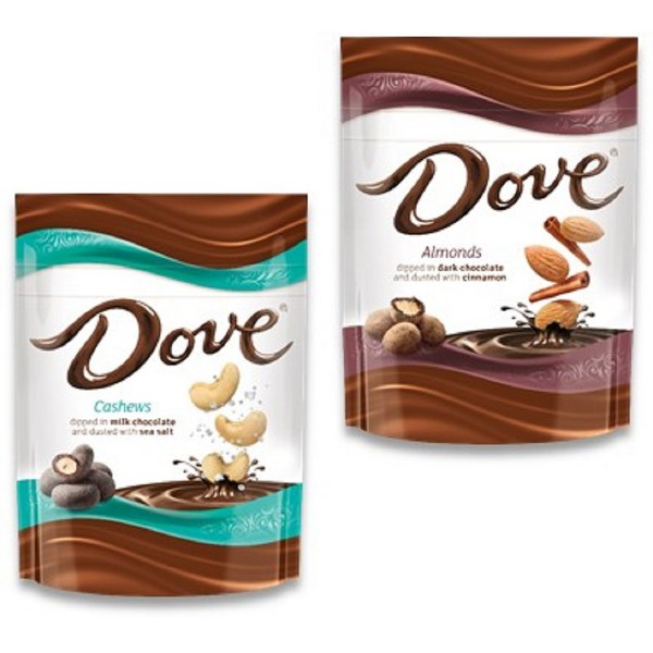 NEW Dove Dusted Almonds & Cashews product image