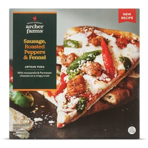 Archer Farms Frozen Pizza