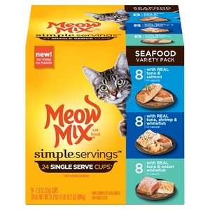 Meow Mix Wet Cat Food